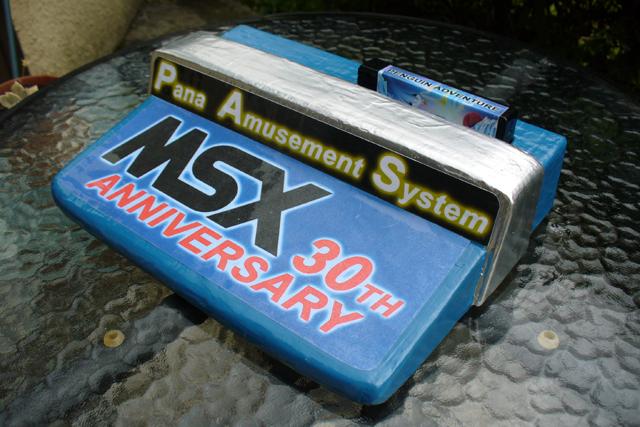 [mini-challenge] consolisation d'un MSX1 ou MSX2 P1030721