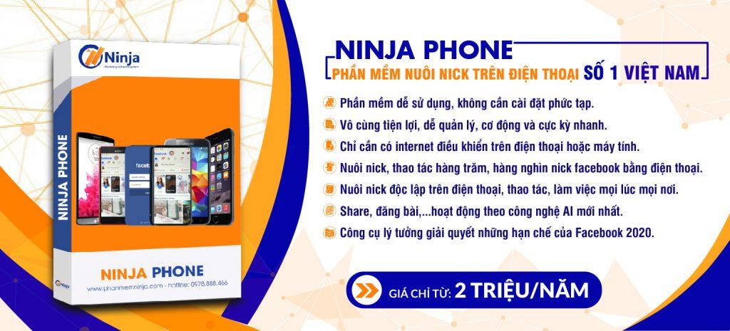 Cách tiếp cận hàng triệu khách hàng tiềm năng trên faceboo với chi phí 0đ Banner-ninja-phone-1024x465