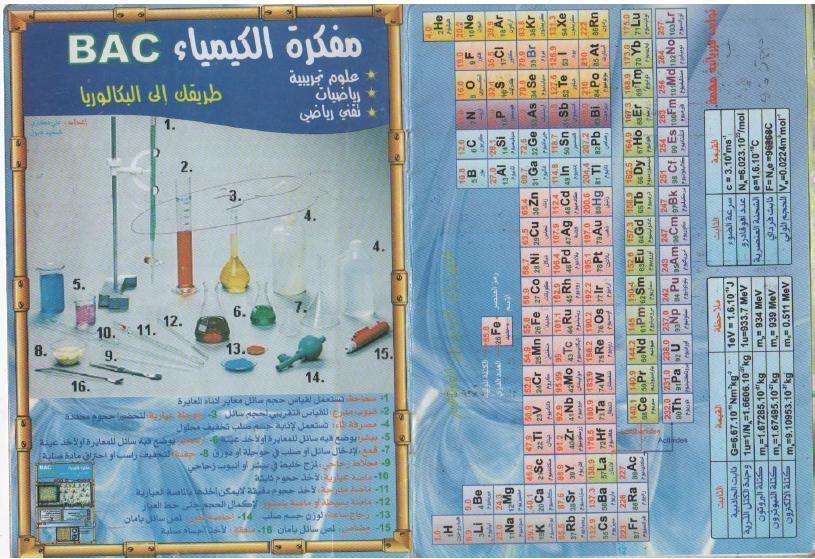 البكالوريا - 40 كتاب مطبوع لمواد مختلفة - 4242150_orig