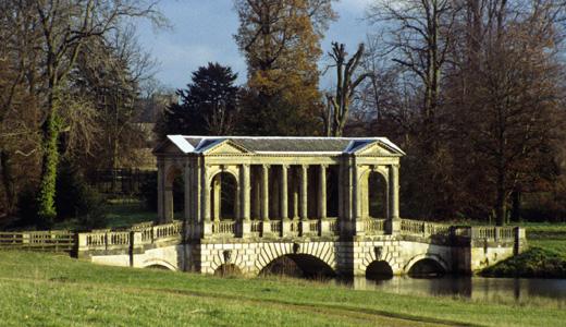 [Royaume-Uni] - Pont Palladian, Stowe, Buckinghamshire Pbridge