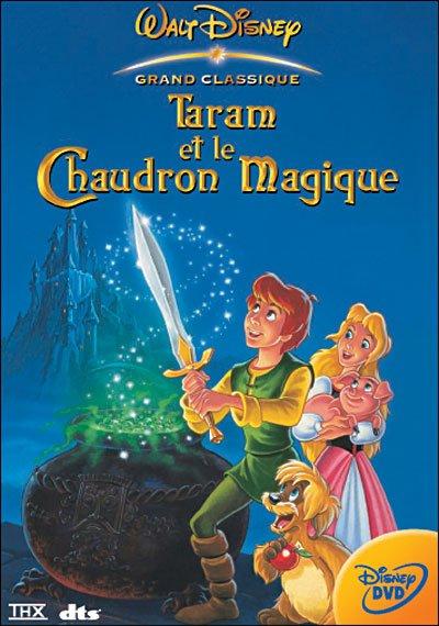 [DVD] Taram et le Chaudron Magique - Edition Exclusive (6 octobre 2010) - Page 6 3459370416404