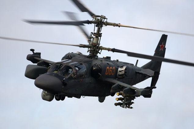 قائد سلاح الجو الروسي يكشف عن بدء مفاوضات عسكرية مع المغرب Ka_52_d32