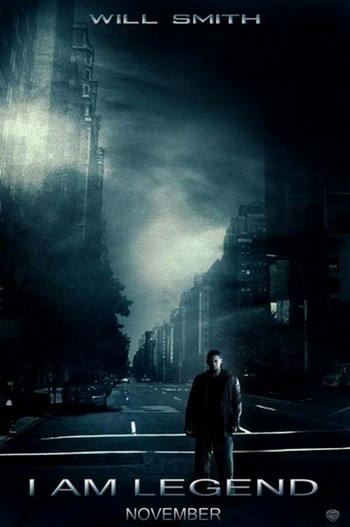 I Am Legend Movie - Will Smith Poster-i-am-legend-2