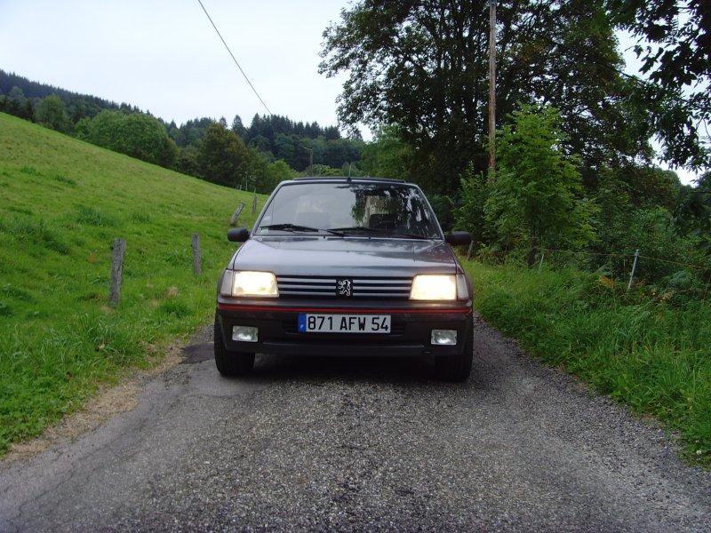 [totor54] 205 GTI 1.9L Gris Magnum 1991 SNV30665