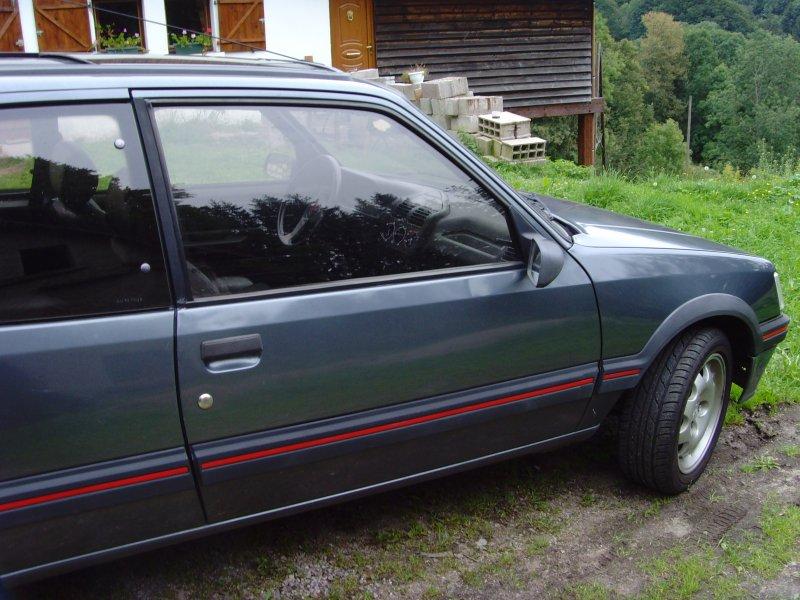 [totor54] 205 GTI 1.9L Gris Magnum 1991 SNV30673