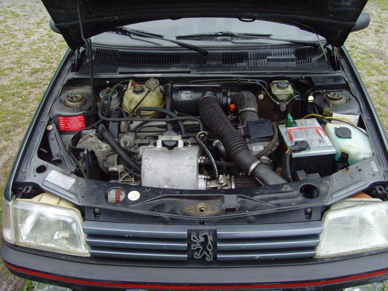[totor54] 205 GTI 1.9L Gris Magnum 1991 SNV30687