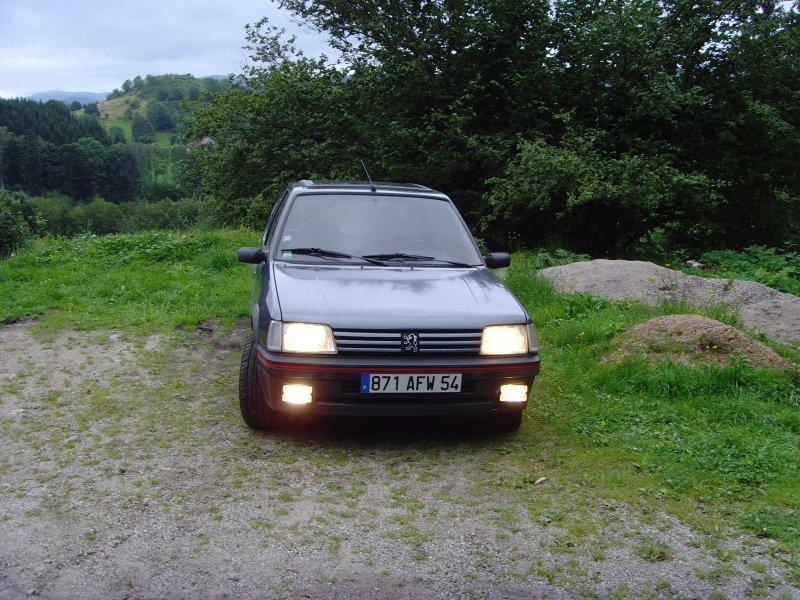 [totor54] 205 GTI 1.9L Gris Magnum 1991 SNV30692