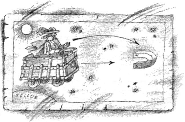 Astrophilatélie soviétique et pays de l'Est Bergerac_moon_mag
