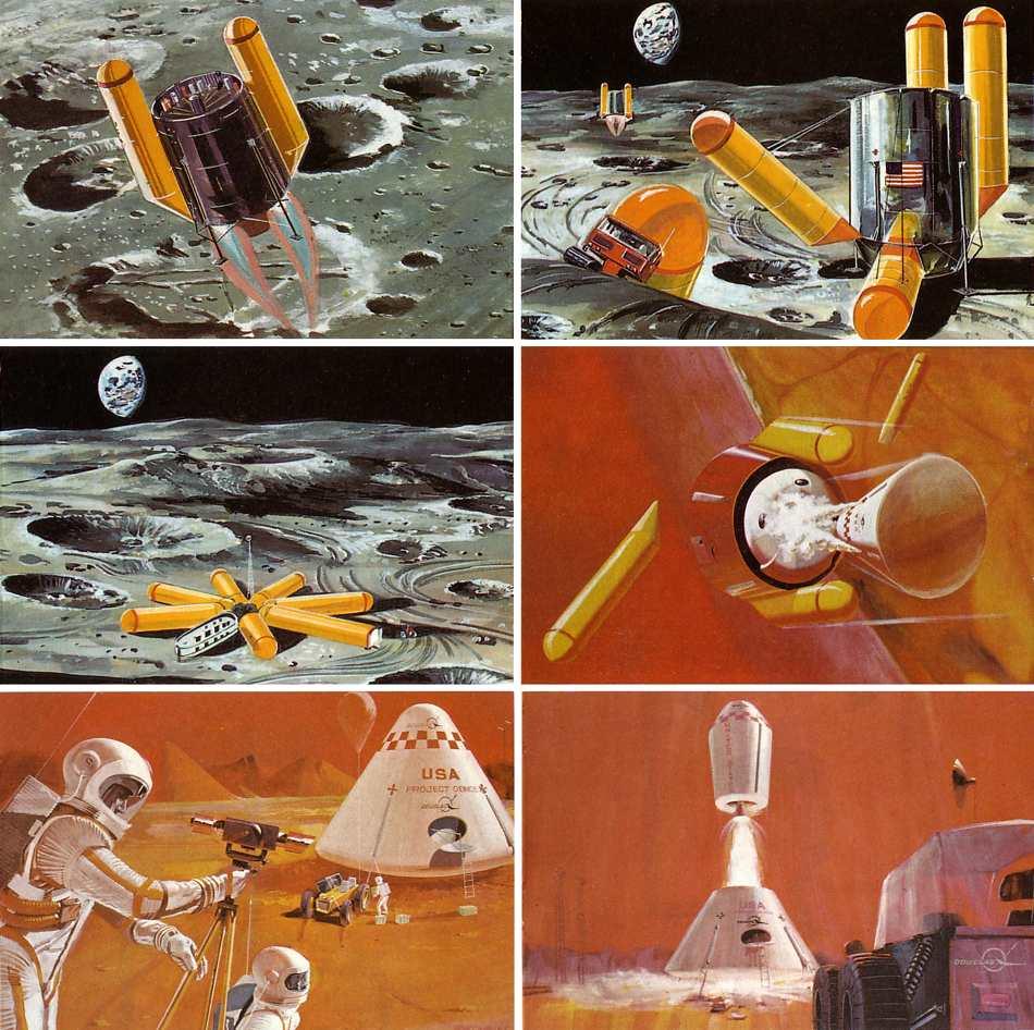 AstroPhilathélie - Page 6 Sierra_leone_1990_mars_mi_1384_1386_rombusmoonmars