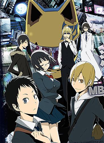Recommend a Good Manga Series - Page 2 Durarara1