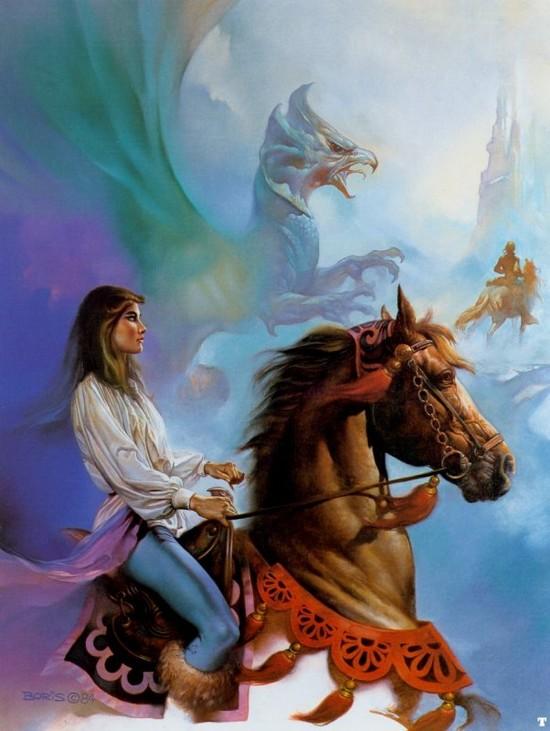 Humeur du jour... en image - Page 5 Femme_cheval_royaume