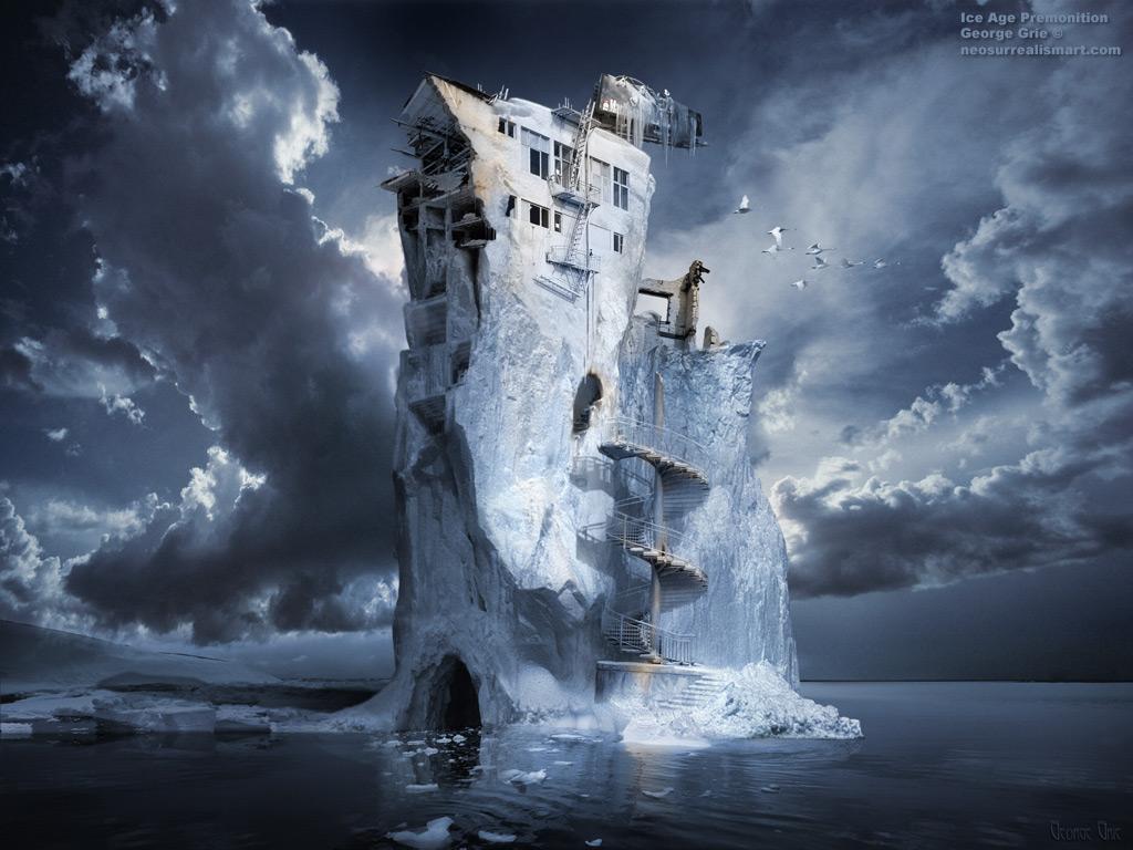 مجموعة خلفيات 3D 10Iceberg-ice-age