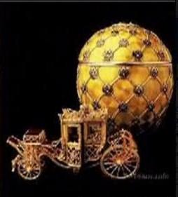 Шедевры создания пасхальных яиц Faberge-yaic