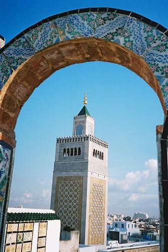 جامع الزيتونة عراقة المعمار التونسي 301289957_865d069d43