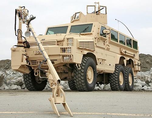 وزارة الدفاع الجزائرية تطلب تعزيز العربات المدرعة بعربات MRAP و M-ATV 419580755_e9b37ba309