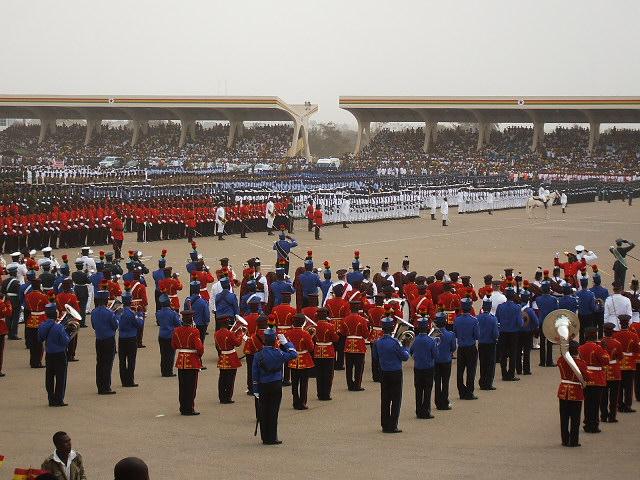 Armée Ghanéene/Ghana Armed Forces 415603646_1d3907d8e1_o