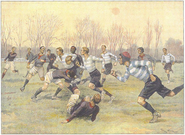 Archives : histoire du Stade Français Paris 368140828_4bbc65dfd1_o