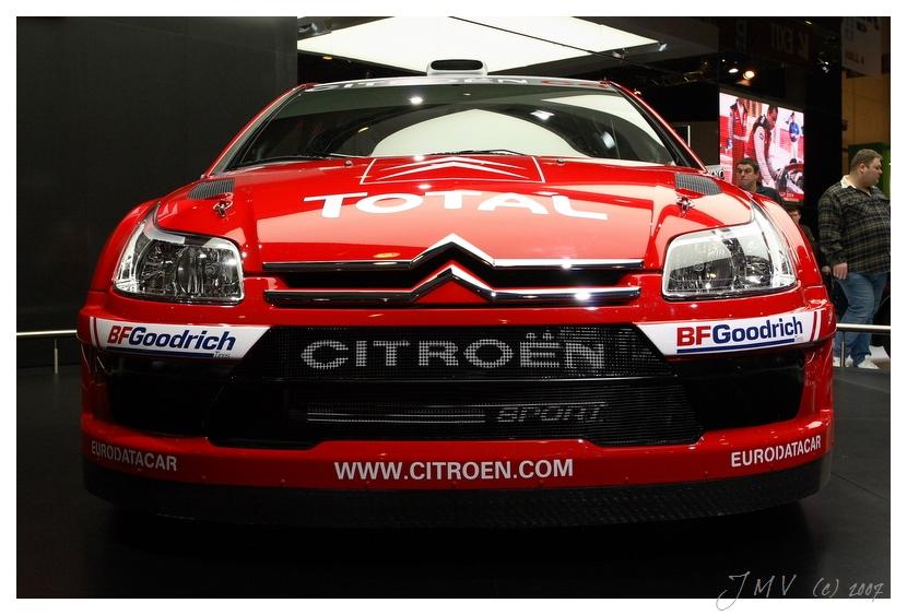 Quelques photos du salon Auto-Moto Bruxelles édition 2007 356871380_d0fa2f6104_o