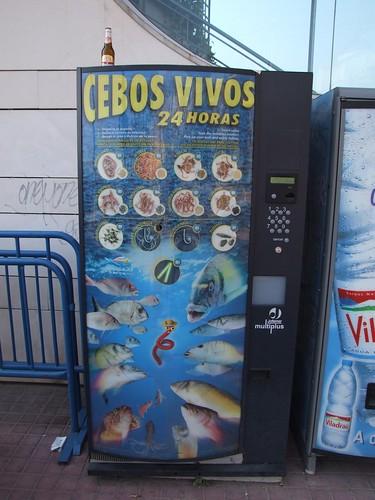 Las máquinas expendedoras de Japón (Curiosidad) 431666315_037635ed13
