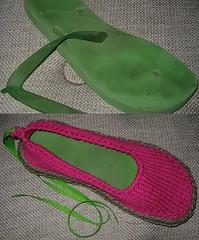 para - Otra idea para las zapatillas de punto 443510031_eba7526787_m