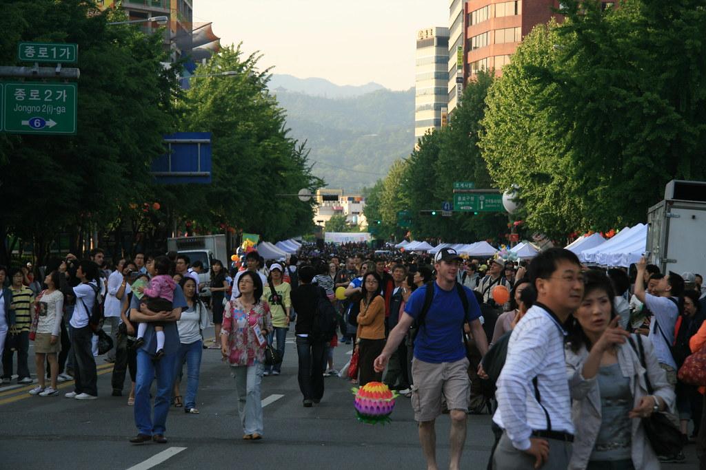 Corea del Sur, la hermana de Corea del Norte. 514043824_062e13e1f1_b