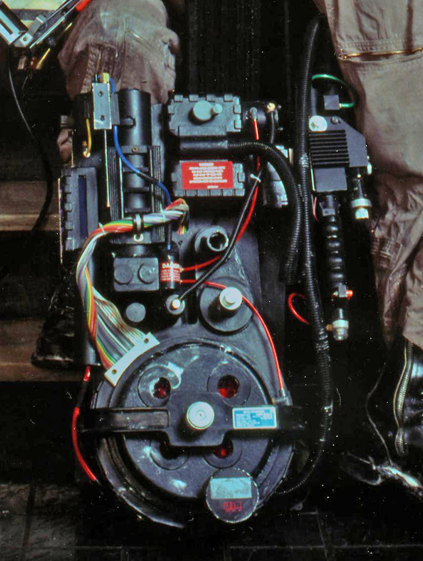 Mon Proton Pack! 24 years in the making. :) - Page 4 491863034_b1b9228be8_o