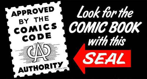 El Satánico Dr. Fredric Wertham y la historia del Comic Code Authority 514782443_fb5fed8068