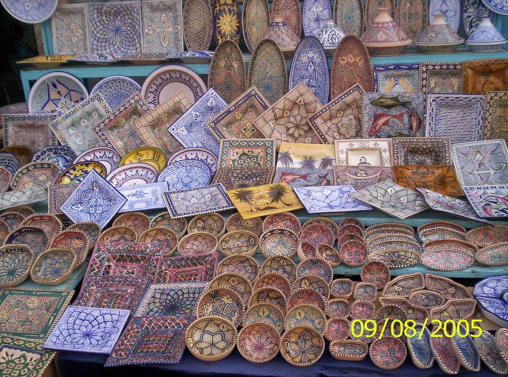 الصناعة التقليدية التونسية 84547496_450d1fafd9_b