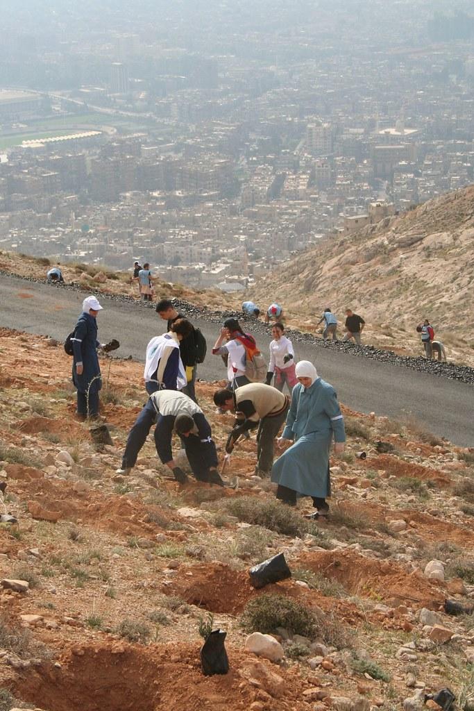 جبل قاسيون ( دمشق ) 120898732_27392d5ba7_b