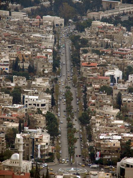 جبل قاسيون ( دمشق ) 147310207_31dfa79460_o