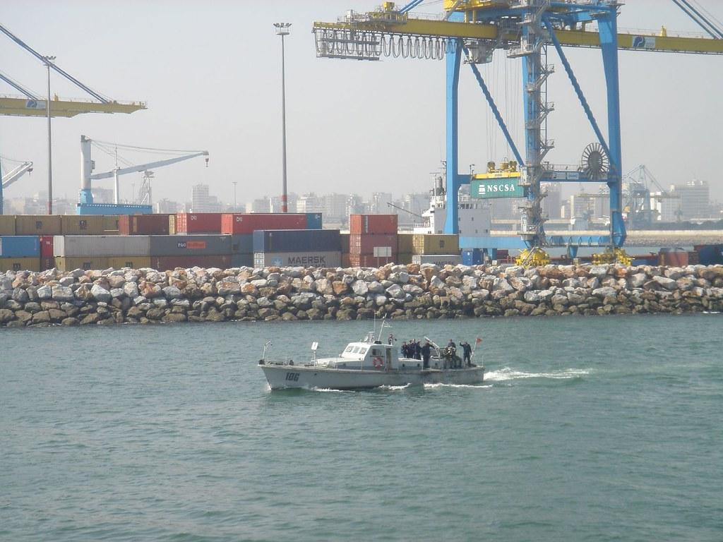 Moroccan Law Enforcement & Cost Guard Fleet / Vedettes de Surveillance et les Gardes des Côtes 175587594_01ed89a84b_b