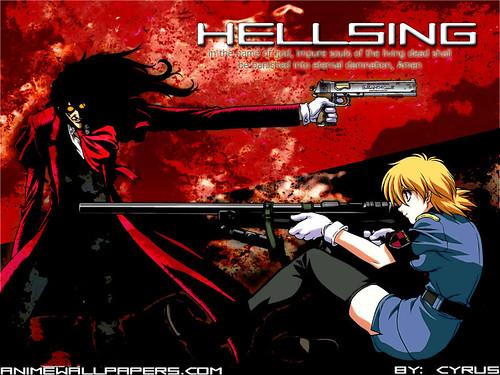 عالم يغطيه الدماء .. Hellsing 11636264_d702007339
