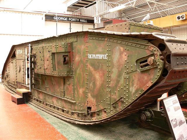MK VII / Last Crusade WW1 Tank  - Page 2 269306920_ef4e306e97_z