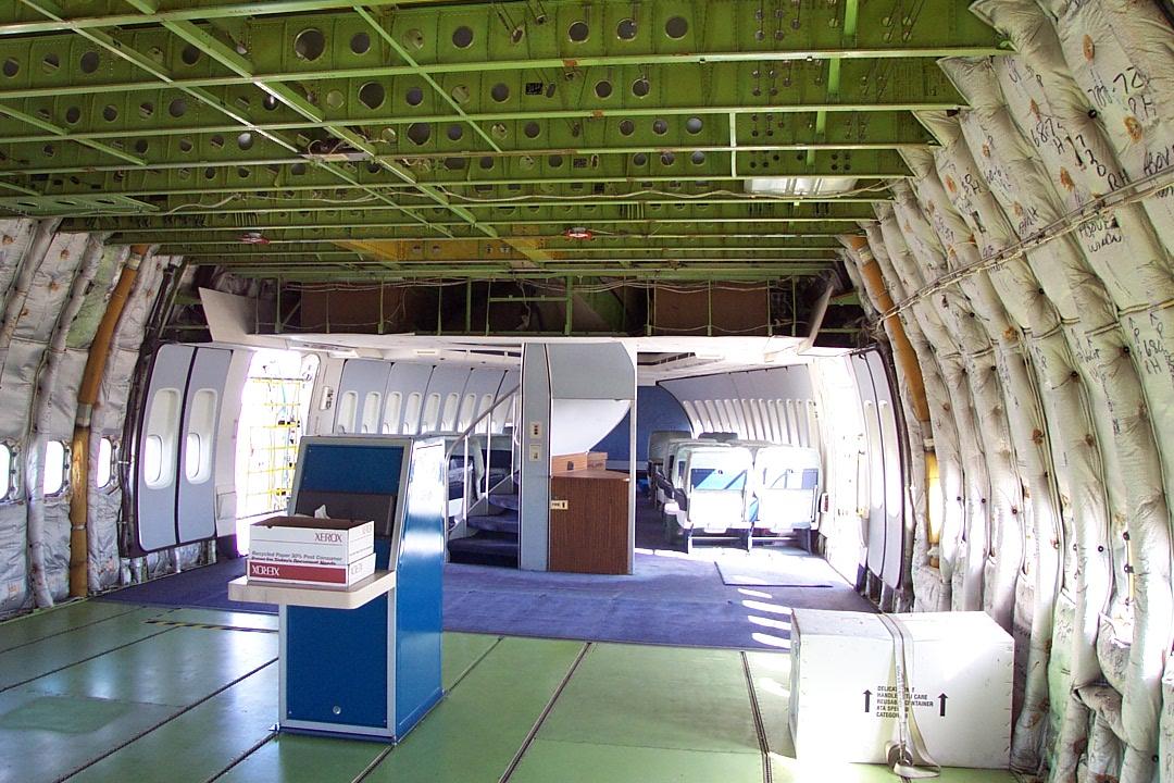 Recherche images intérieur des 747 SCA 2475572_e29fbf7972_o