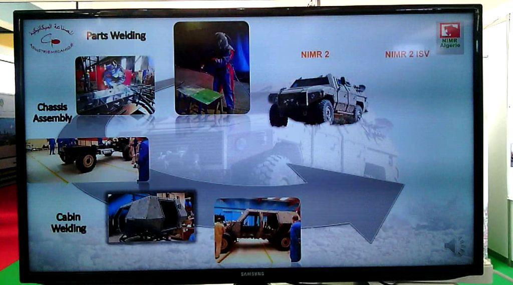 الصناعة العسكرية الجزائرية عربات Nimr(نمر)  - صفحة 6 31849225355_b6ef766926_b