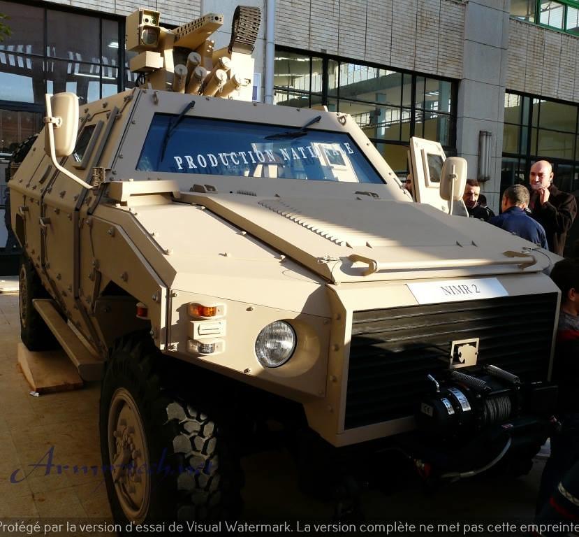 الصناعة العسكرية الجزائرية عربات Nimr(نمر)  - صفحة 6 31478461940_98e5050942_b