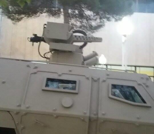الصناعة العسكرية الجزائرية عربات Nimr(نمر)  - صفحة 5 31456392200_1fa2670659_b