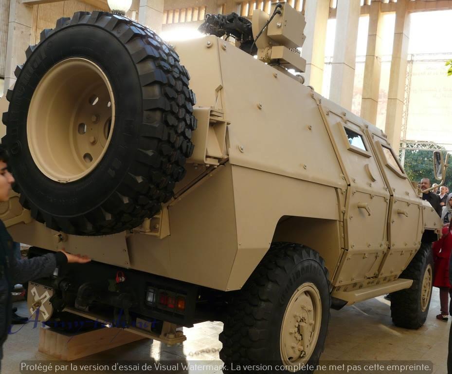 الصناعة العسكرية الجزائرية عربات Nimr(نمر)  - صفحة 6 31010869084_081f212f11_b
