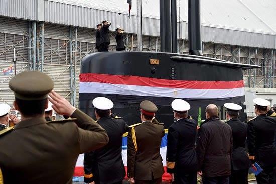 غداً ... رفع العلم المصري علي الغواصة Type 209/1400  وإعلان انضمامها للقوات البحرية المصرية  31228346710_d819781dd3_b