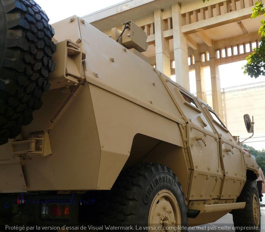 الصناعة العسكرية الجزائرية عربات Nimr(نمر)  - صفحة 6 31041564403_68207a4f43_b