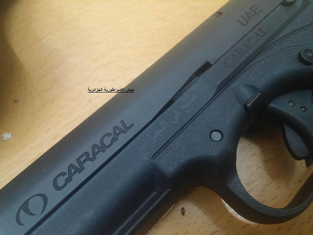 """تصنيع أول مسدس """"كركال"""" بالجزائر في 2014 - صفحة 2 31660684462_61190ee872_b"""