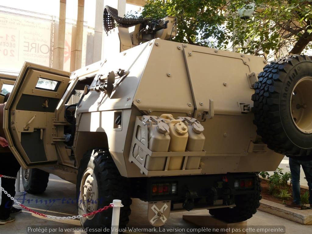 الصناعة العسكرية الجزائرية عربات Nimr(نمر)  - صفحة 6 31010868594_1482afcdba_b