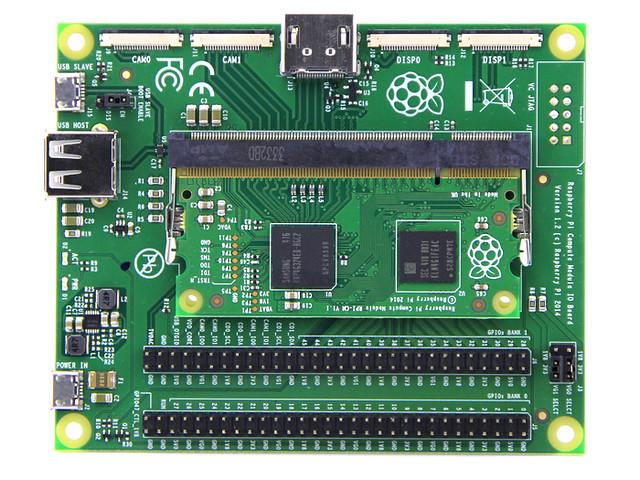 RaspBerry lance un Compute Module 3  31535791593_119d4c325c_z