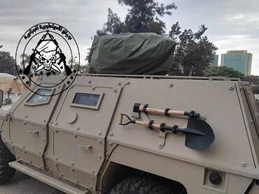 الصناعة العسكرية الجزائرية عربات Nimr(نمر)  - صفحة 4 31669116936_81212993b6_b
