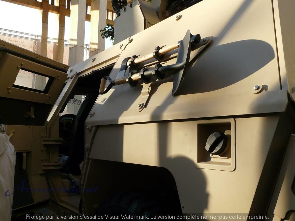 الصناعة العسكرية الجزائرية عربات Nimr(نمر)  - صفحة 6 31704128772_e3d3b5c165_b