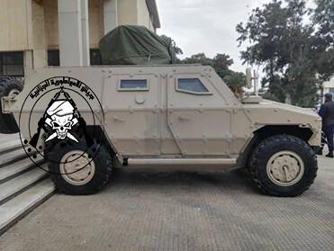 الصناعة العسكرية الجزائرية عربات Nimr(نمر)  - صفحة 4 31706133025_220edf02fb_b