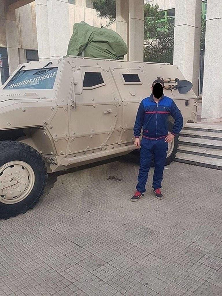 الصناعة العسكرية الجزائرية عربات Nimr(نمر)  - صفحة 4 30889837634_12e7af1ecb_b