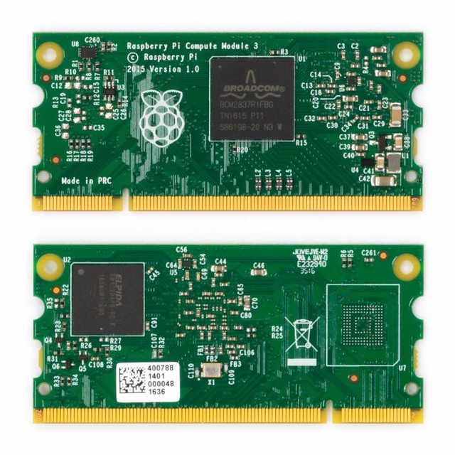 RaspBerry lance un Compute Module 3  31535785313_105d9b2f21_z