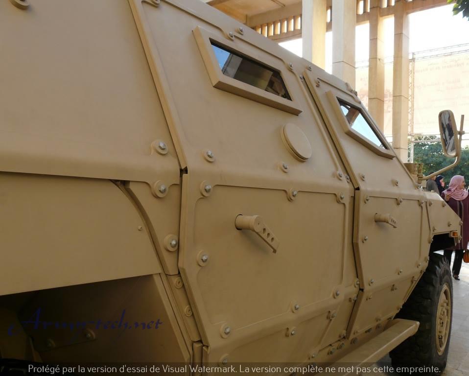 الصناعة العسكرية الجزائرية عربات Nimr(نمر)  - صفحة 6 31010868824_b476117c7b_b
