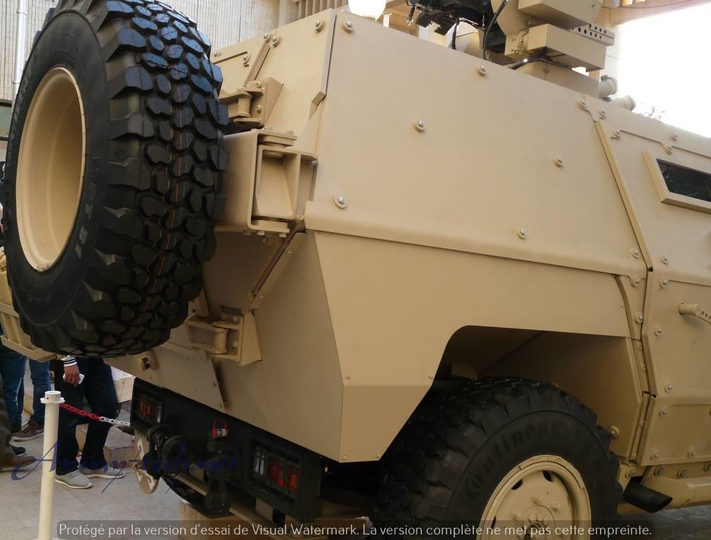 الصناعة العسكرية الجزائرية عربات Nimr(نمر)  - صفحة 6 31704129732_429b14c9a3_b